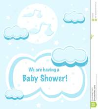 Baby Shower Design Stock Photography - Image: 21512752