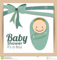 Baby shower design stock vector. Image of blanket, concept ...