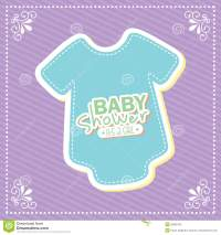 Baby Shower Design Royalty Free Stock Photo - Image: 35566745