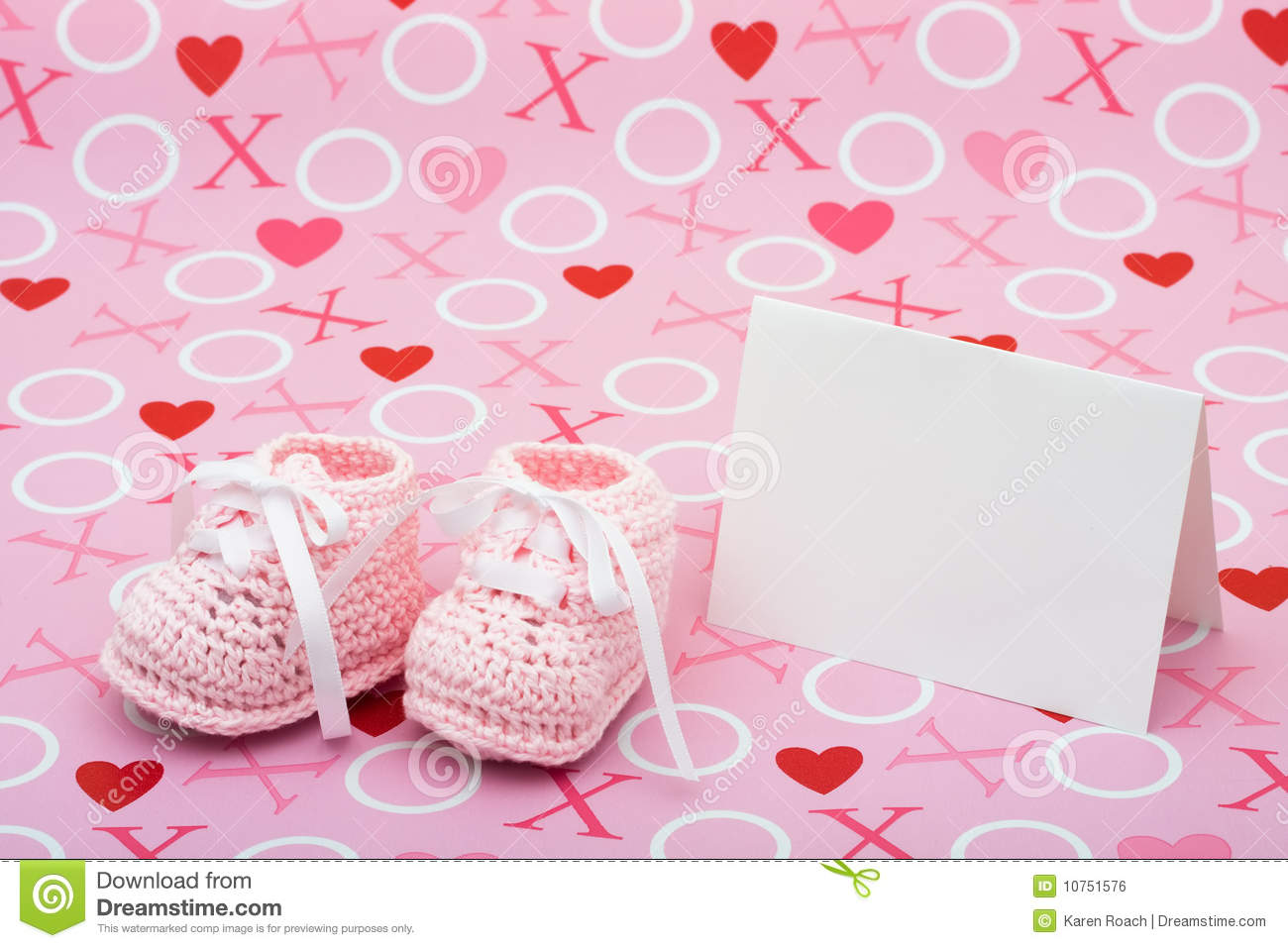 Wallpapers 3d Hello Kitty Gratis Baby Shower Message Royalty Free Stock Image Image 10751576