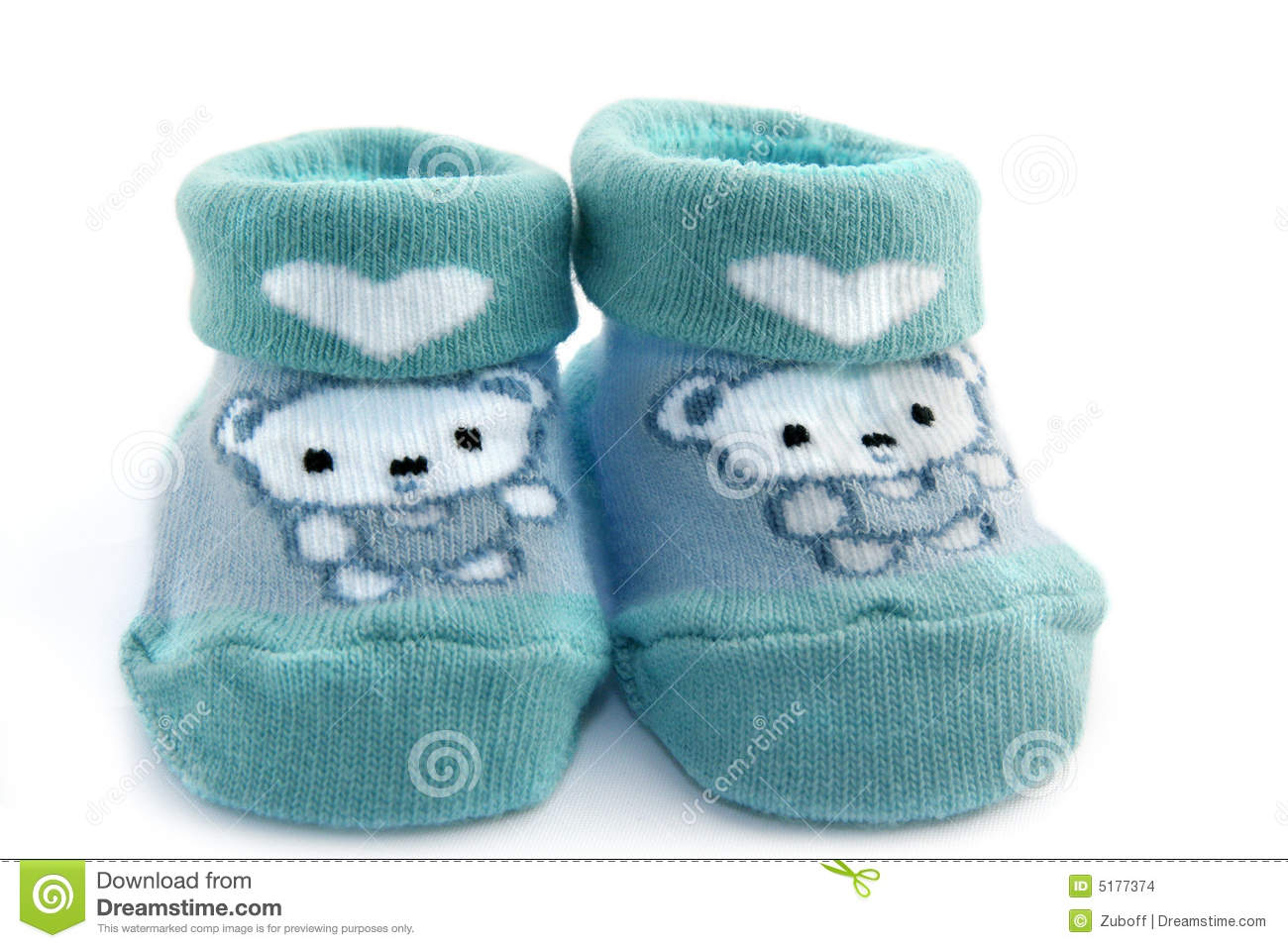Babies From Baby Boom Baby Socks Stock Photo Image Of Single Congratulation