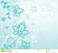 Background Flower, Elements For Design, Vector Stock ...