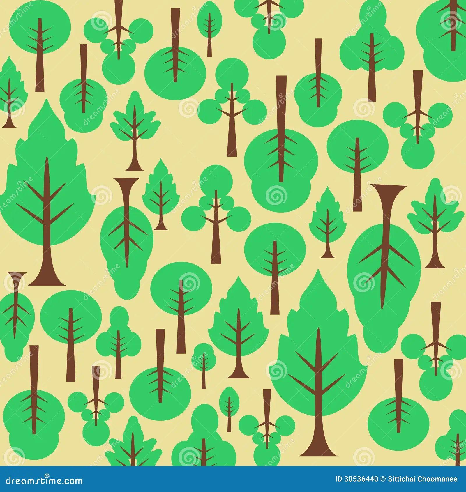 Background pattern tree