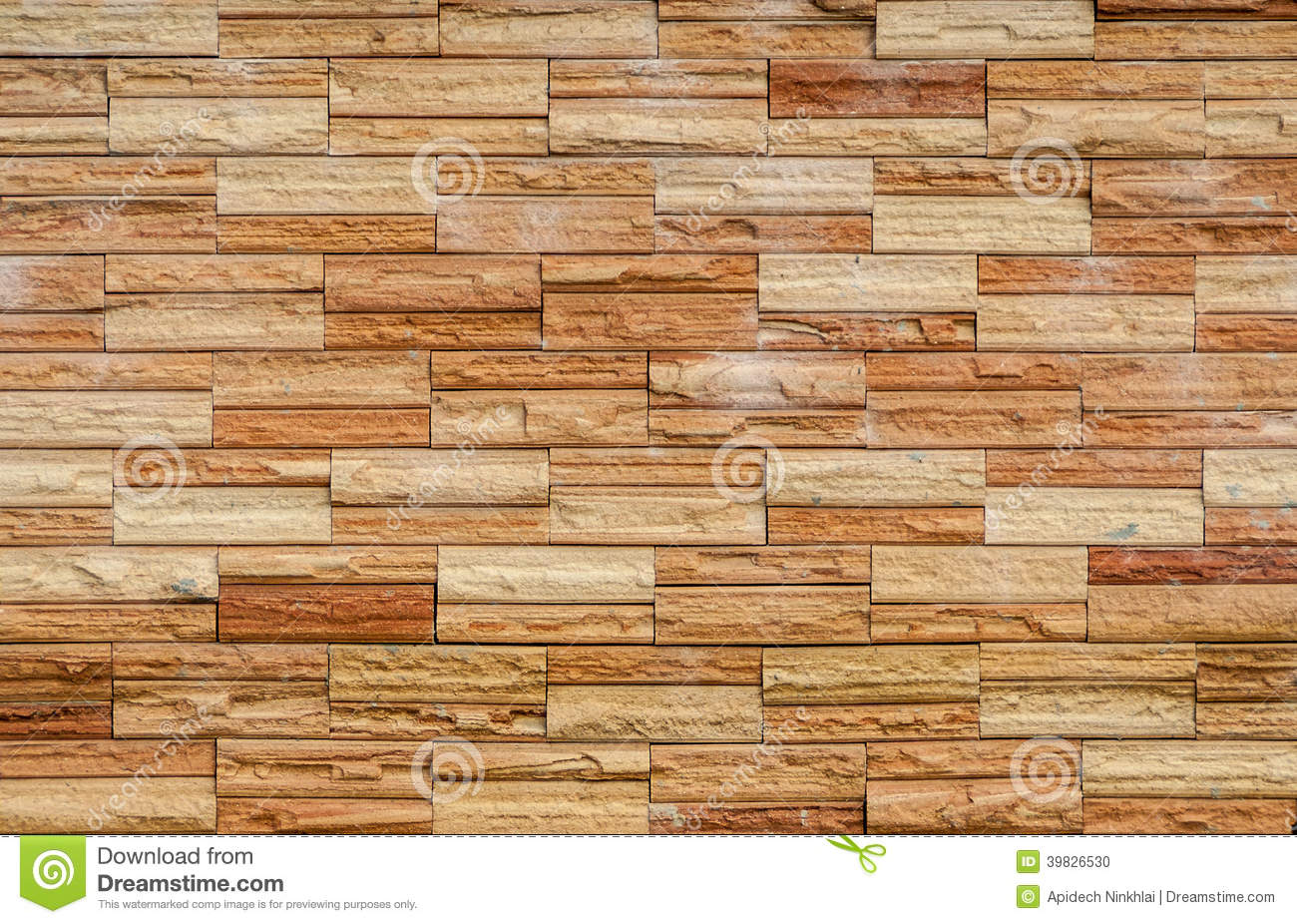How To Add Brick To A Wall The Background And Texture Of Modern Brick Wall Stock