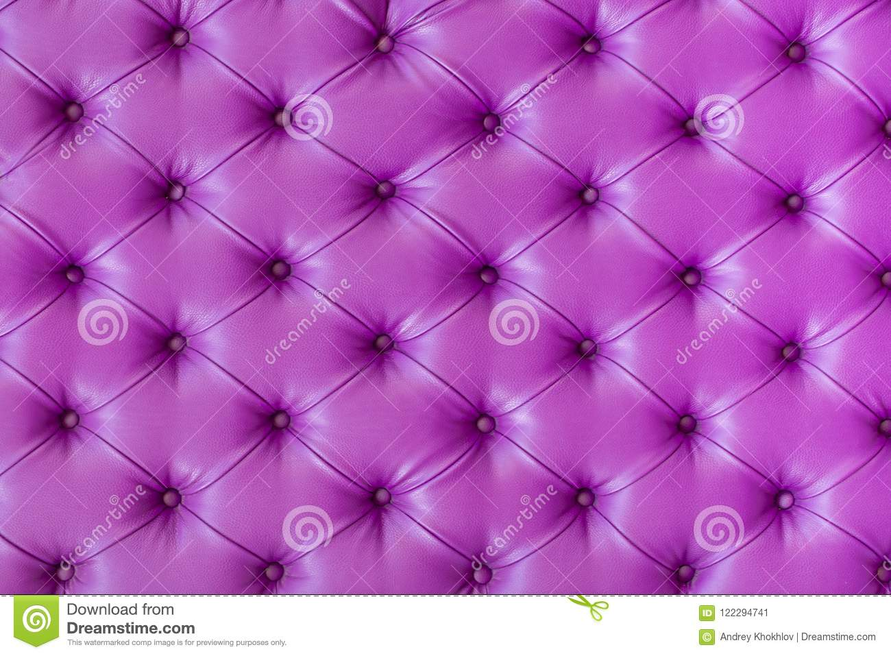Modern Quilted Sofa Background Texture Quilted Sofa Stock Image Image Of
