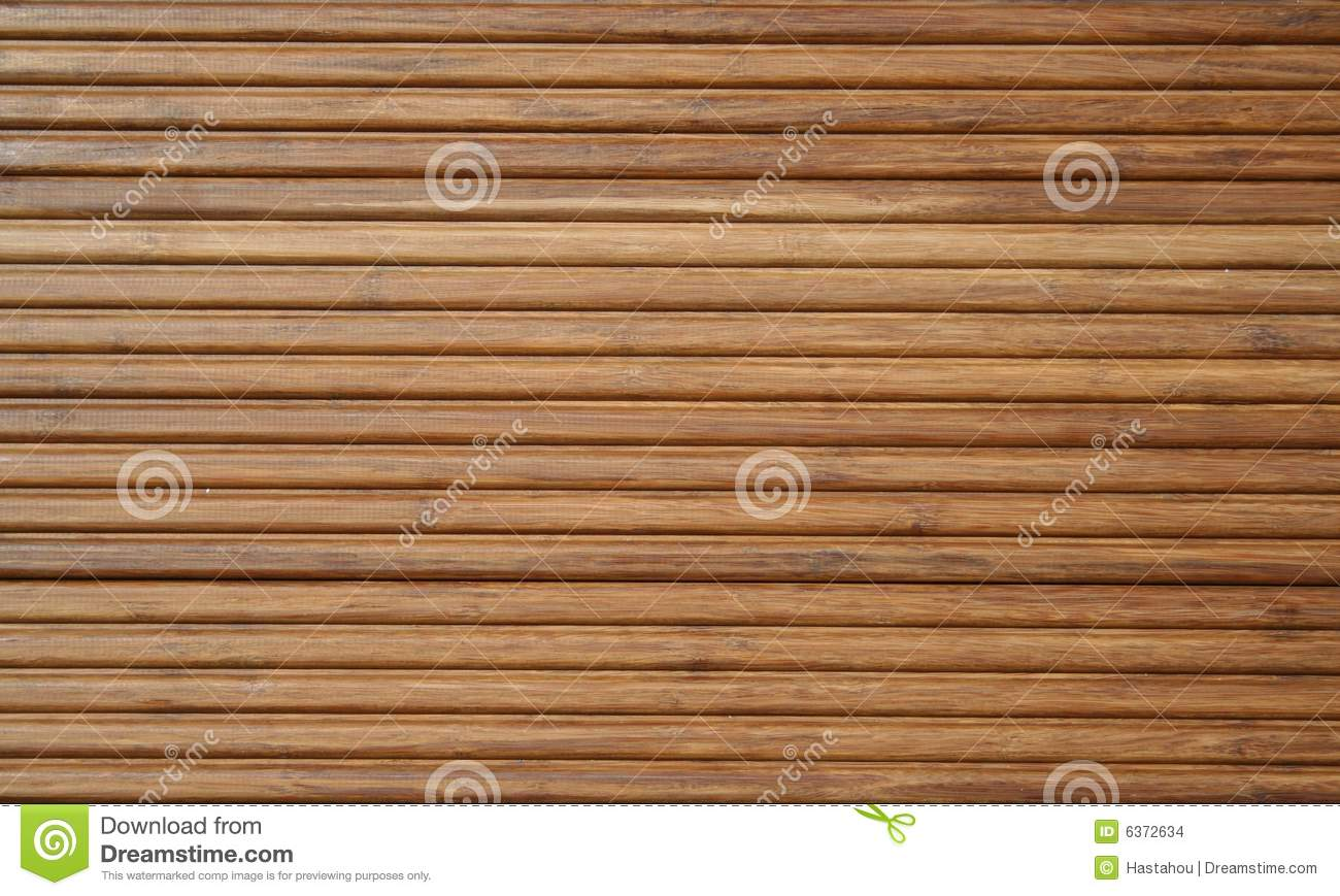 Holzplanken Terrasse Bamboo Decking Stock Photo Image Of Bamboo Terrasse 6372634