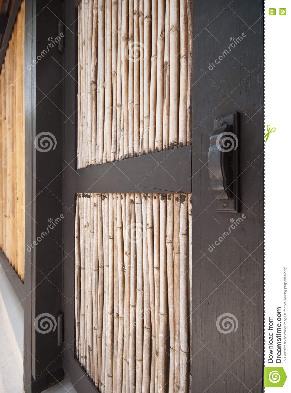 2 942 Bamboo Door Photos Free Royalty Free Stock Photos From Dreamstime