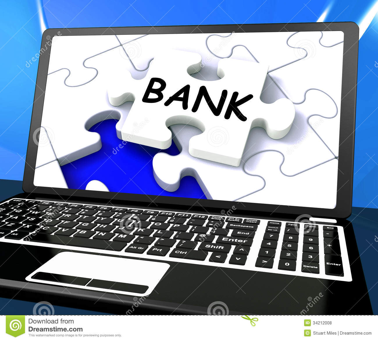 No Credit Check Financing Electronics Bank Laptop Shows Internet Finance Www Or Electronic