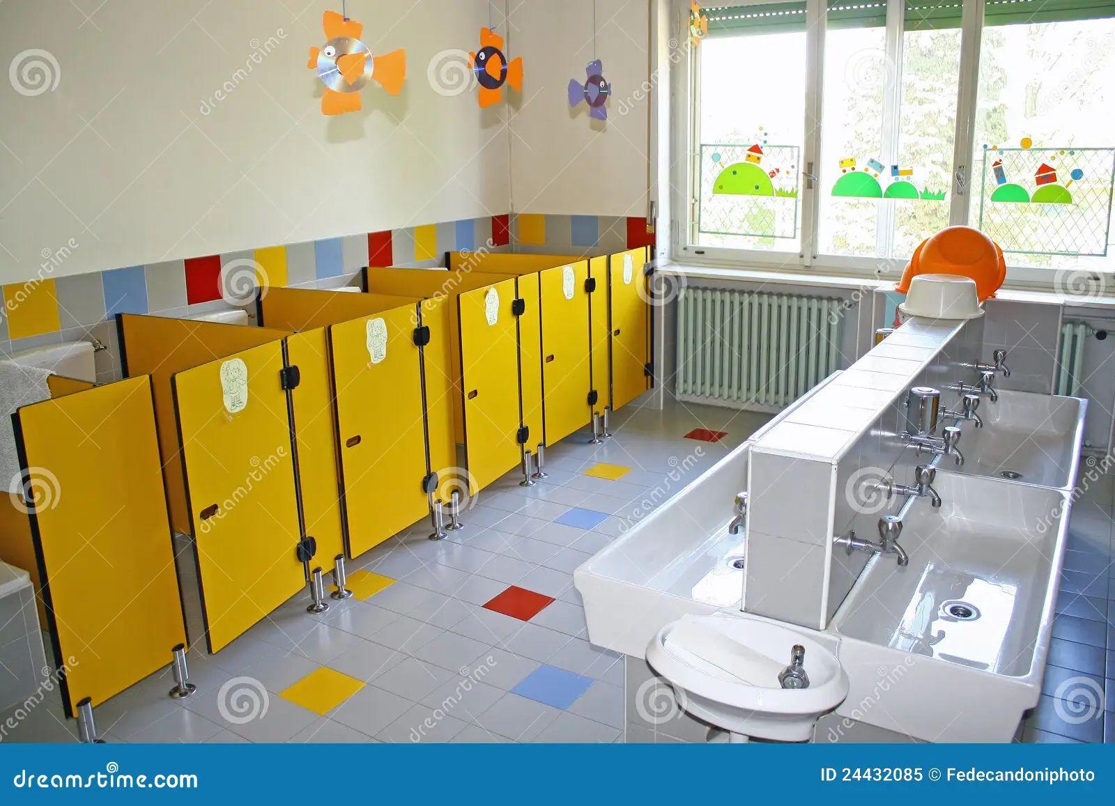 Similiar preschool bathroom stall keywords