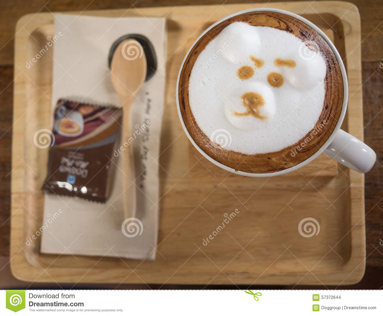 Coffee Art Bear Bear Latte Art Stock Images Download 205 Royalty Free Photos