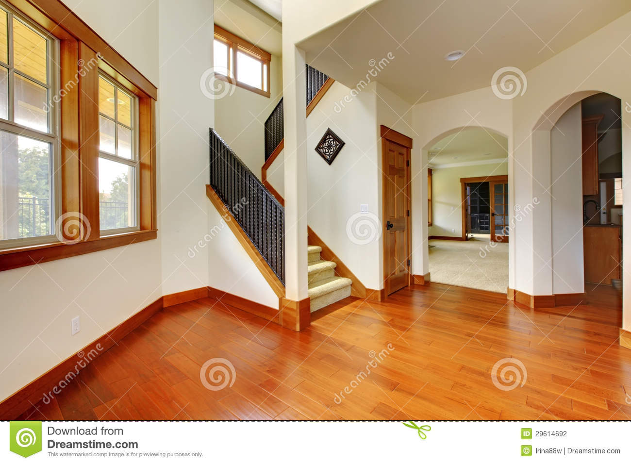 Decoration Voute Interieur Beautiful Home Entrance With Wood Floor New Luxury Home