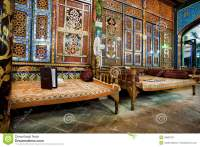 Beautiful Interior Design Of Traditional Iranian ...