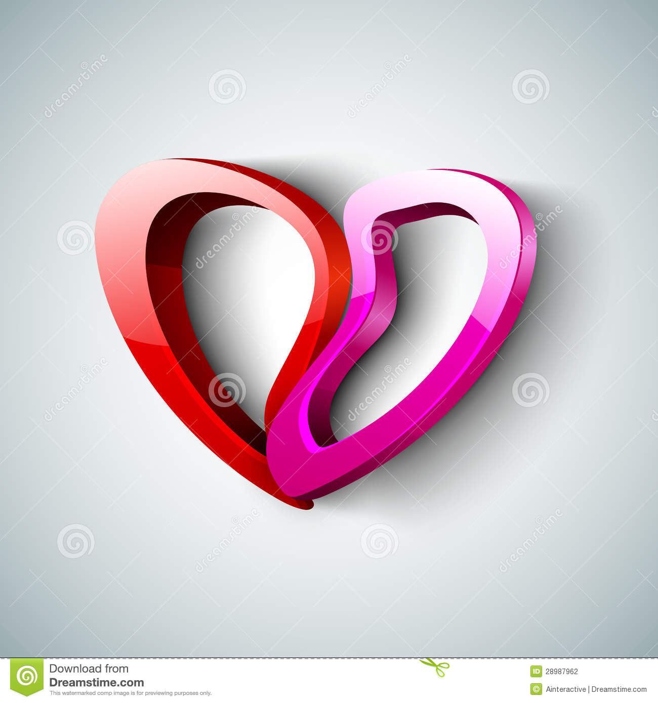 Wallpaper San Valentin 3d Beautiful St Valentine S Day Background Gift Or Greeting