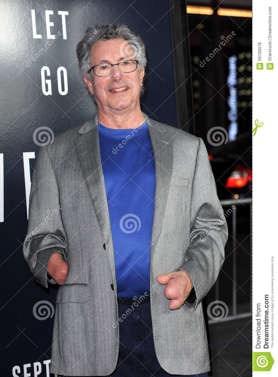 Tcl 49 Beck Weathers Editorial Stock Photo. Image Of Celebrity