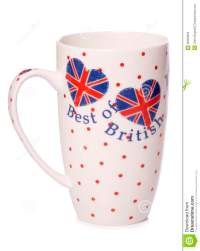 Best Of British Tea Cup Cutout Stock Images - Image: 29090824