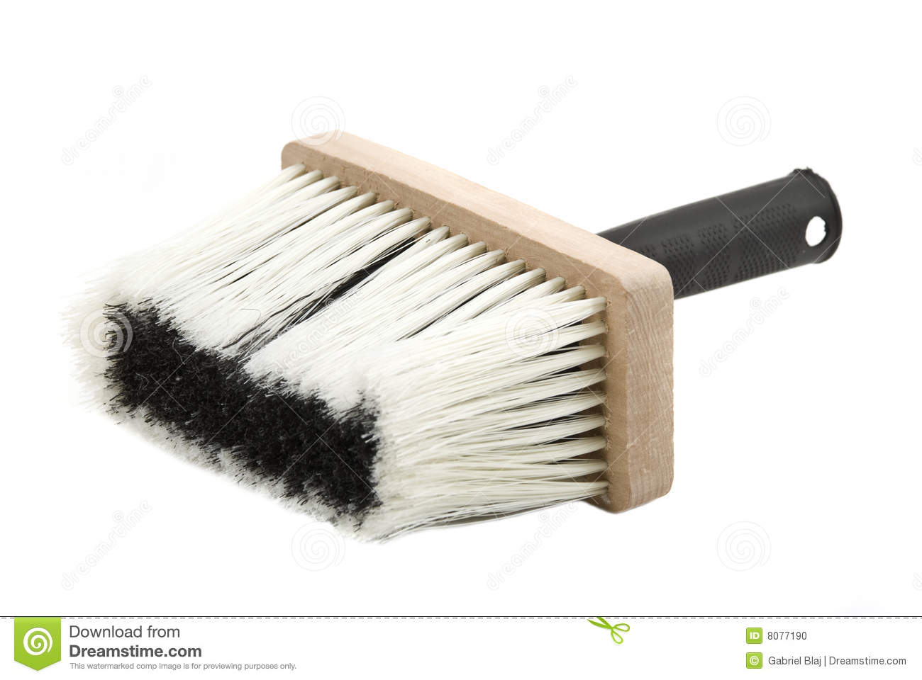 Malerpinsel Clipart Big Brush Stock Photo Image 8077190
