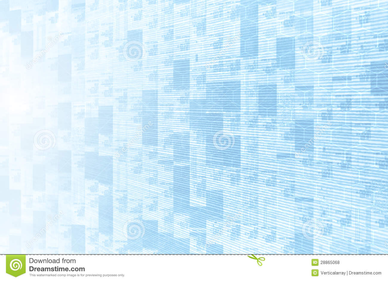 Stock Simulation Algorithm Big Data Royalty Free Stock Photos Image 28865068
