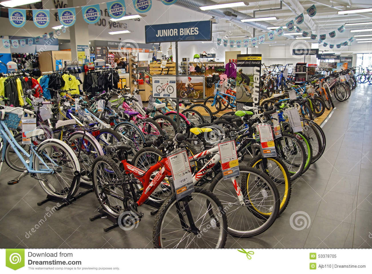 Bike Shop Sale Bike Shop Editorial Image Image Of Cycle Parts Racer 53378705