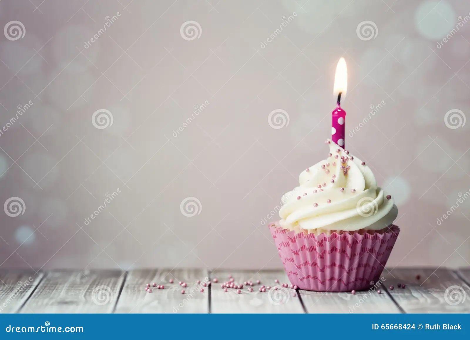 birthday cupcake background