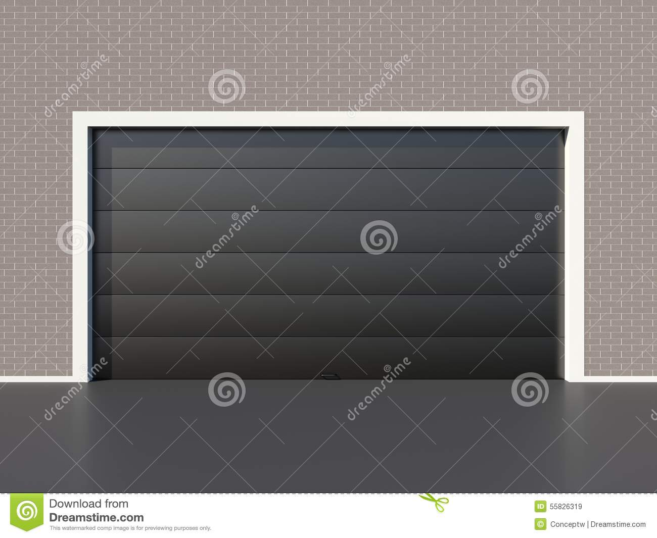 1065 #81A229 Black Garage Door Modern Metal Garage Door pic Black Steel Garage Doors 36511300