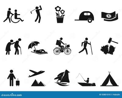 Lifestyle Choice Pictogram Cartoon Vector | CartoonDealer ...