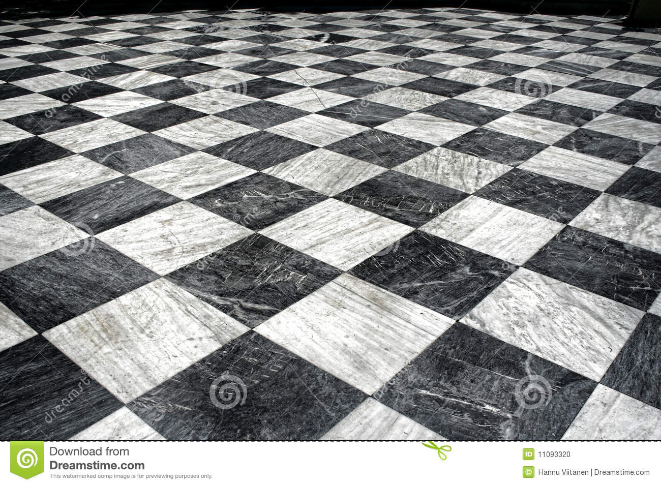 Black And White Marble Floors Black And White Marble Floor Stock Photo Image Of Pattern Retro