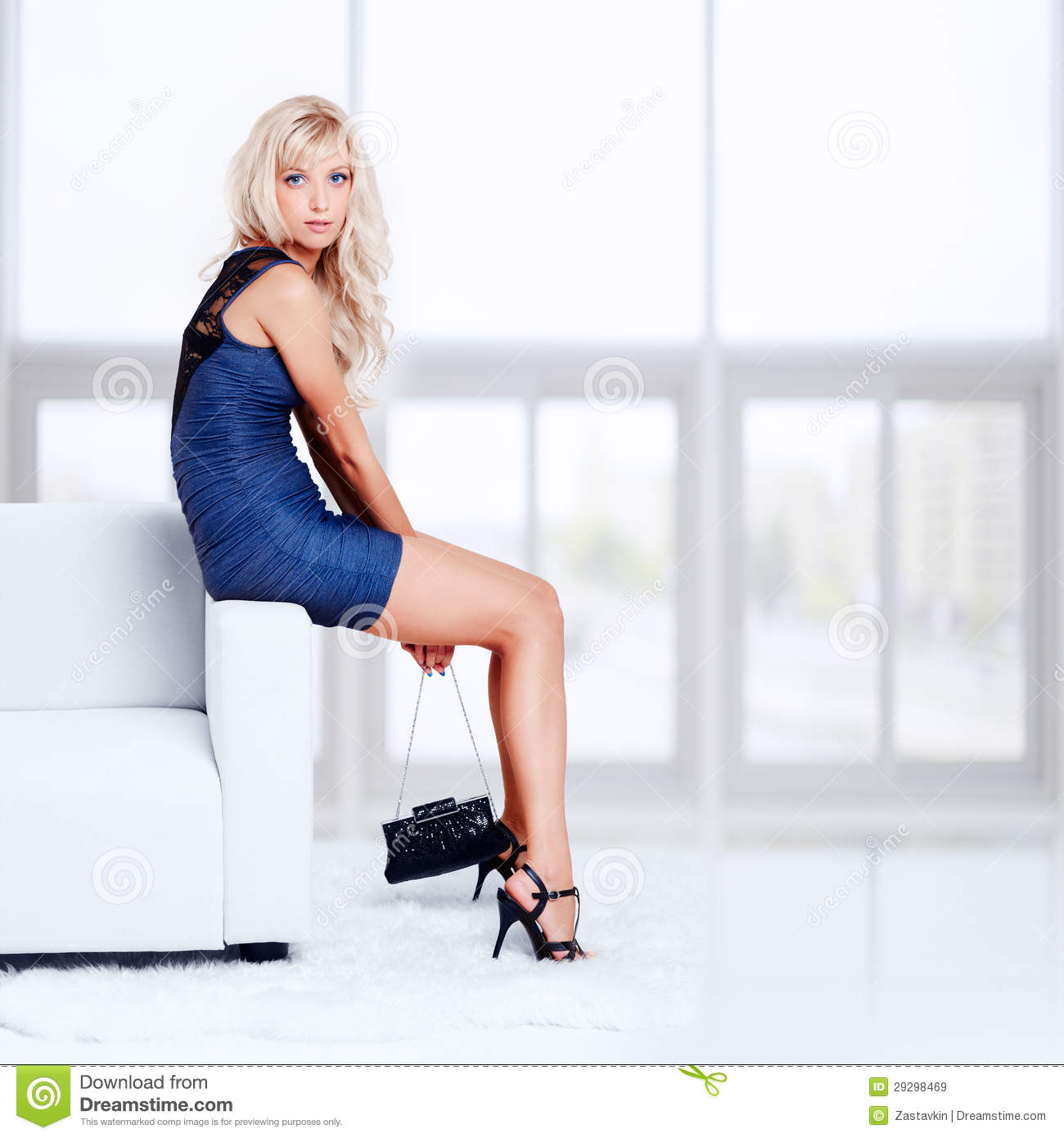 Free Sexmovie Blond Sofa Blond Girl On Sofa Royalty Free Stock Images - Image: 29298469