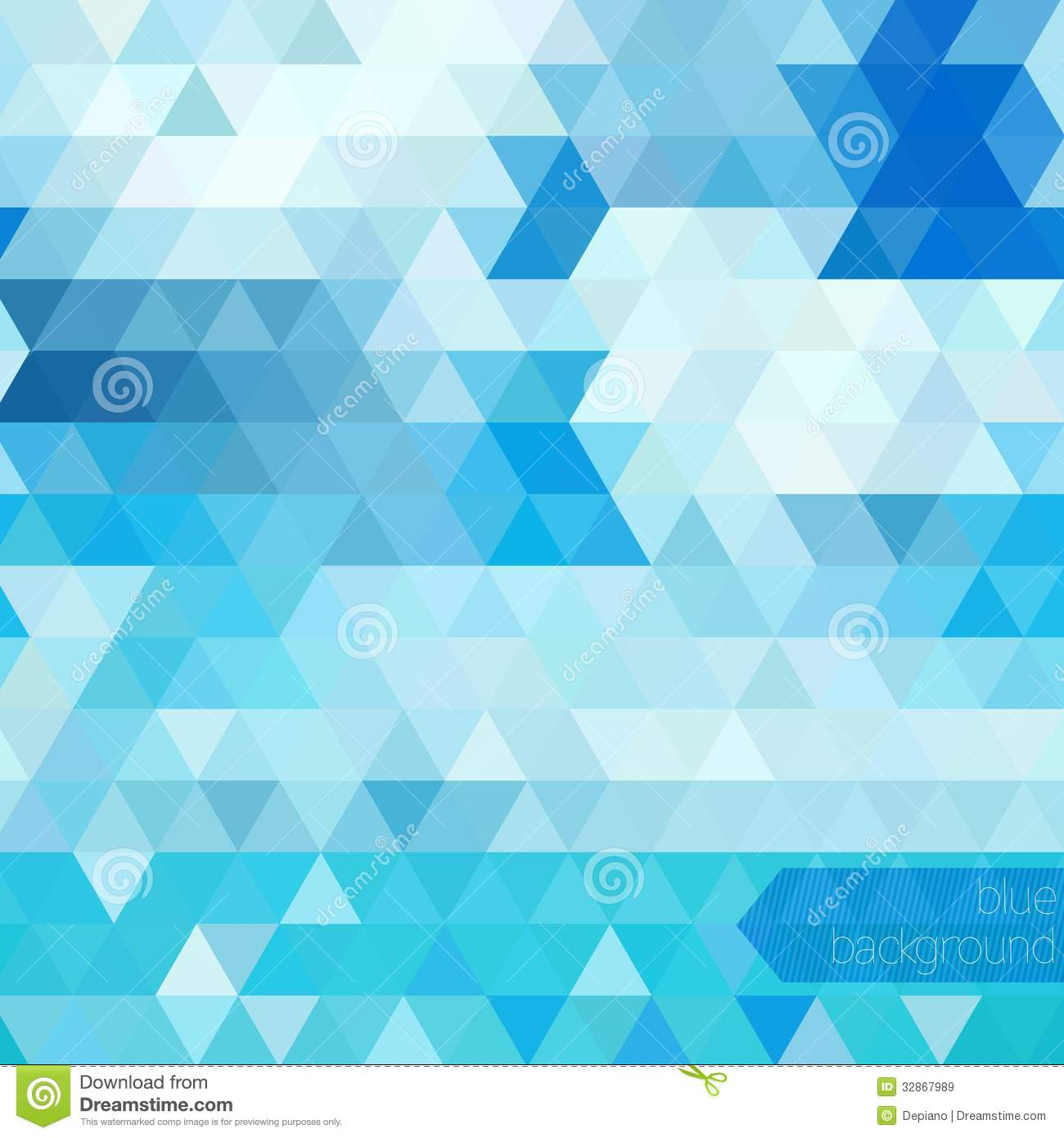 Free Download Wallpaper 3d Graphic Blue Abstract Geometric Background Royalty Free Stock