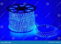 Blue Light Led Belt, Led Strip, Home Decoration Floral ...