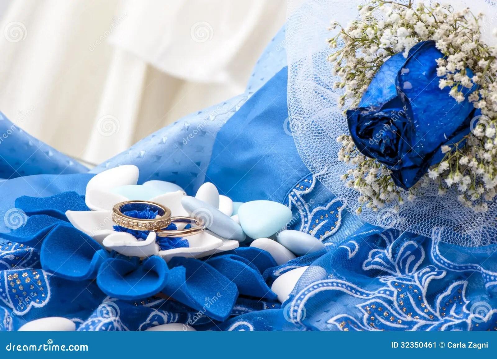 stock image blue roses wedding rings white background image blue wedding rings A blue roses and wedding rings