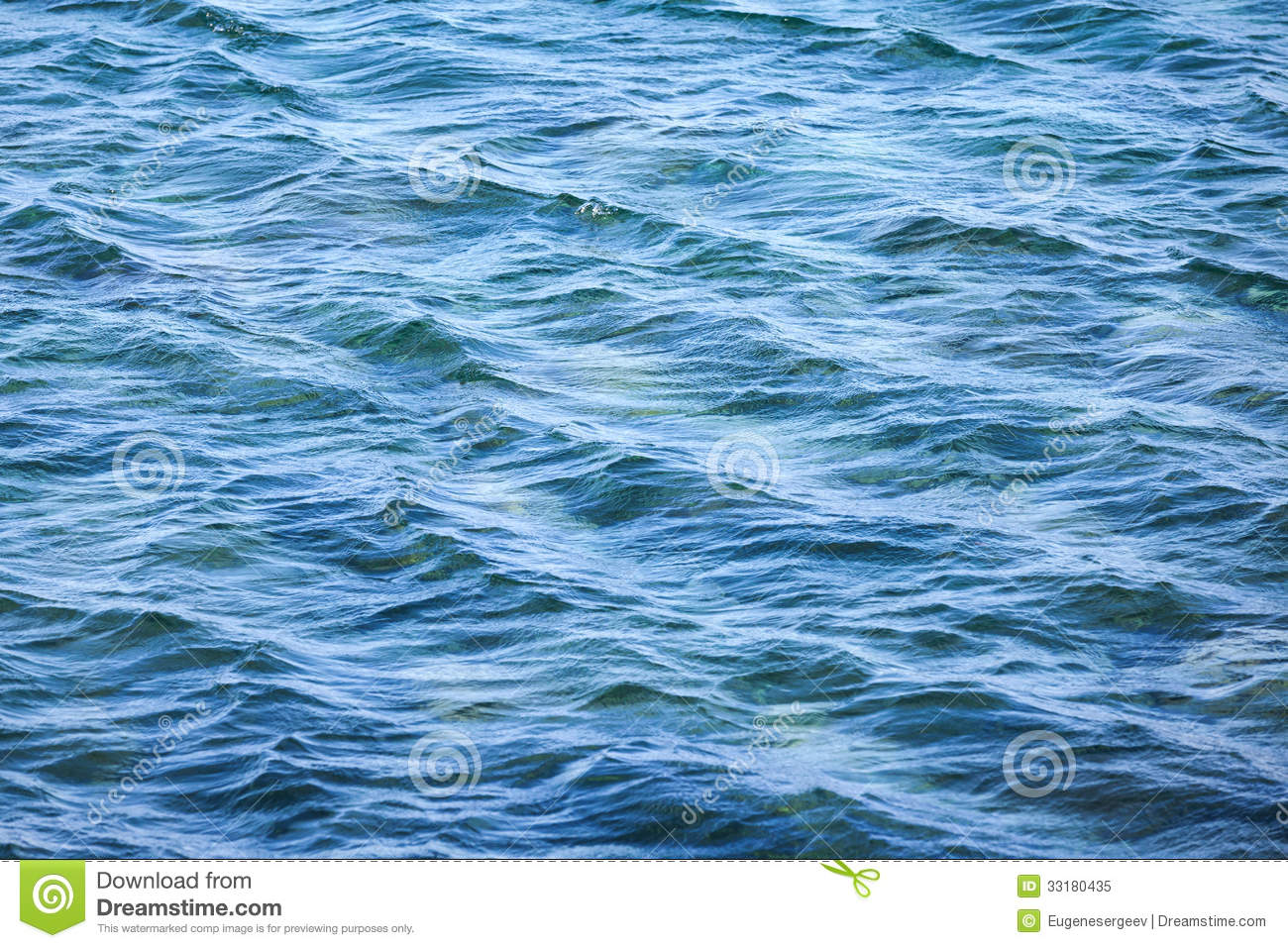 3d Wallpaper Pack Free Download Blue Sea Water Surface With Waves Royalty Free Stock Photo