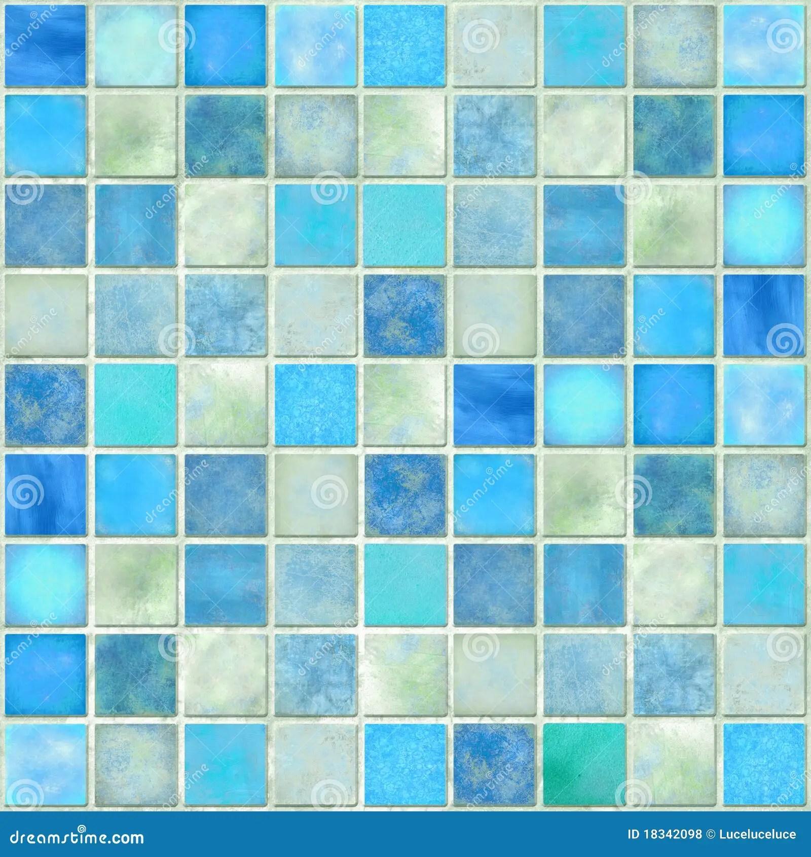 Islamic Wallpaper Hd 3d Blue Tile Mosaic Royalty Free Stock Photos Image 18342098