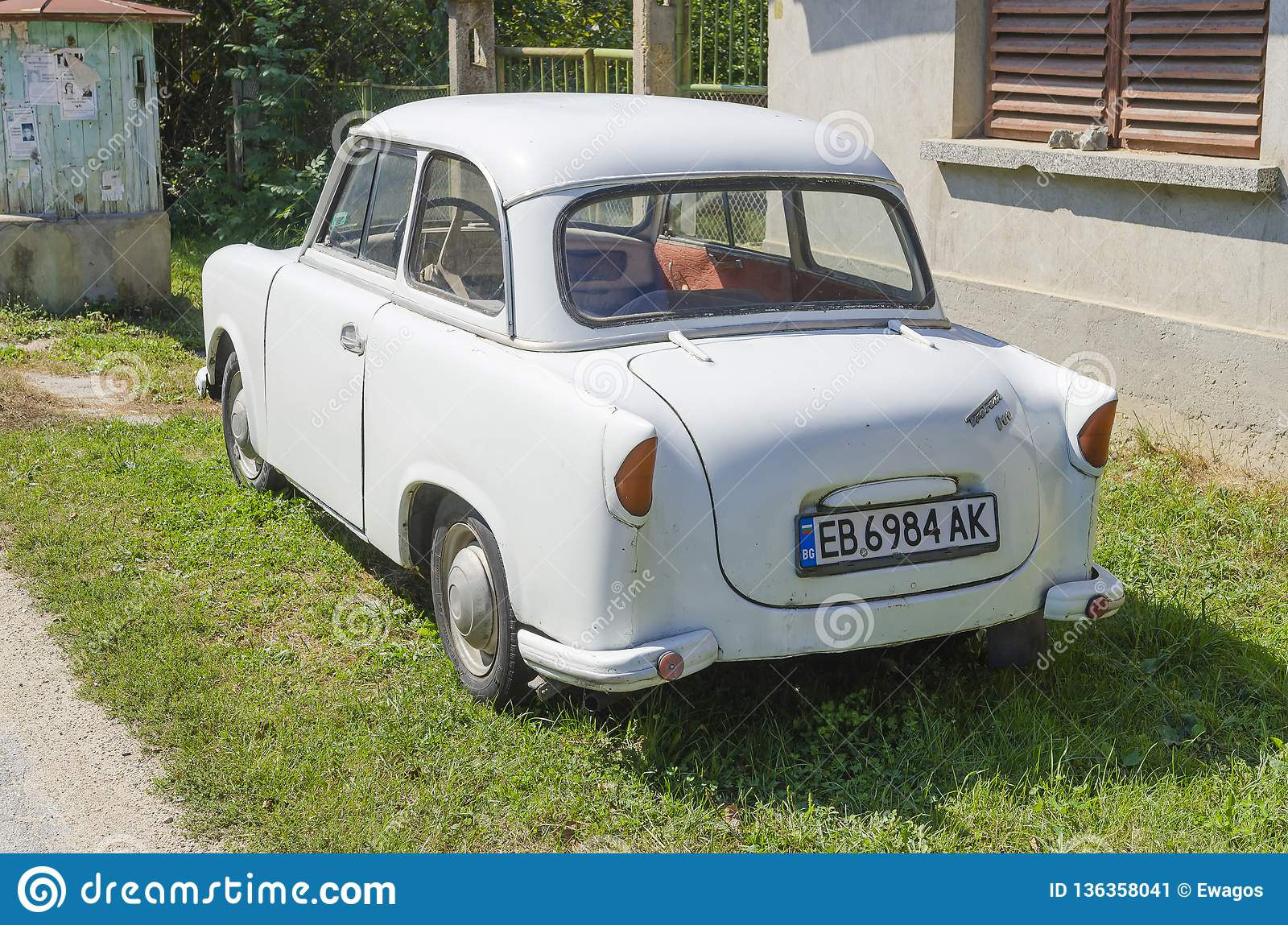 Trabant Clipart Trabant Car Editorial Photo Image Of Vintage Europe 136358041