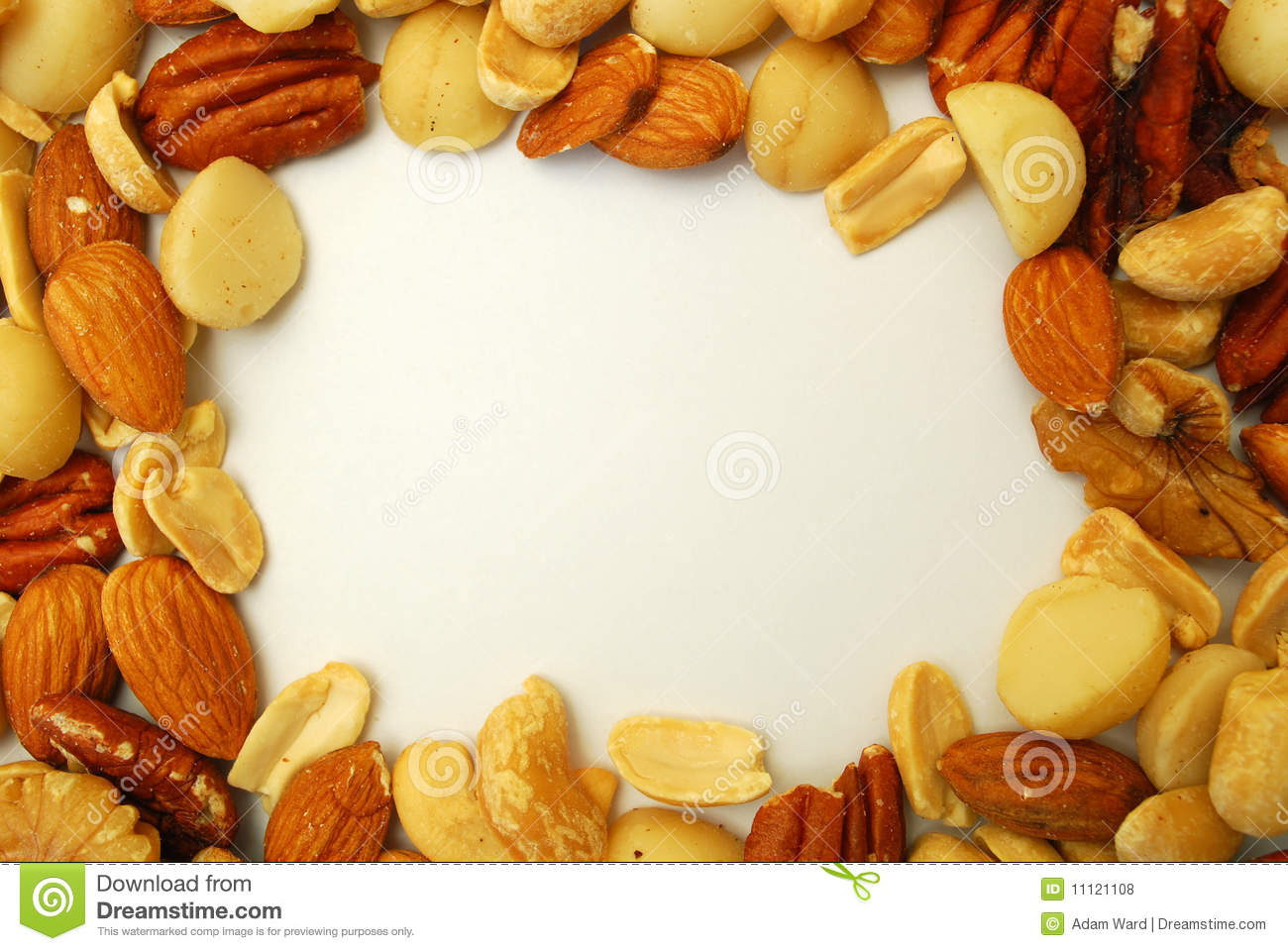 Girl Scout Wallpaper Border Of Nuts Stock Photo Image Of Closeup Snack