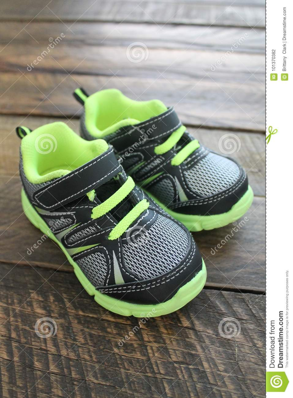 Tennis For Toddlers Boys And Toddlers Athletic Tennis Shoes Stock Photo Image Of