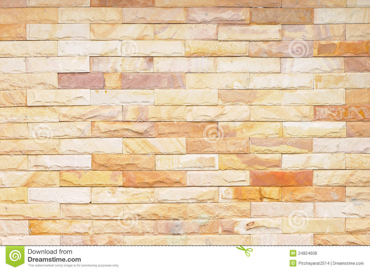 Brick Wall Design Brick Wall Design As Mortar Background Texture Royalty