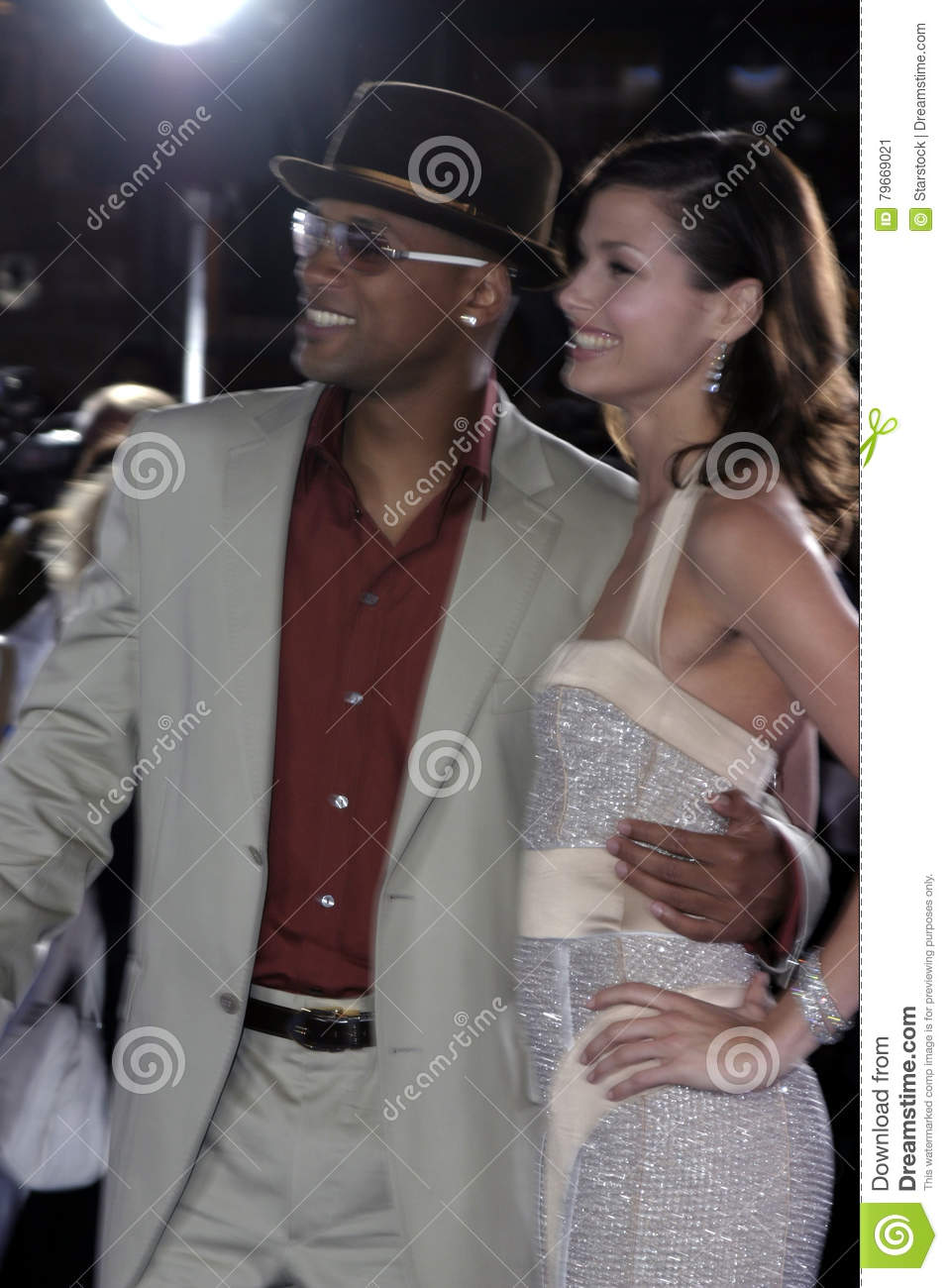 I Robot Bridget Moynahan And Will Smith Editorial Photo Image Of