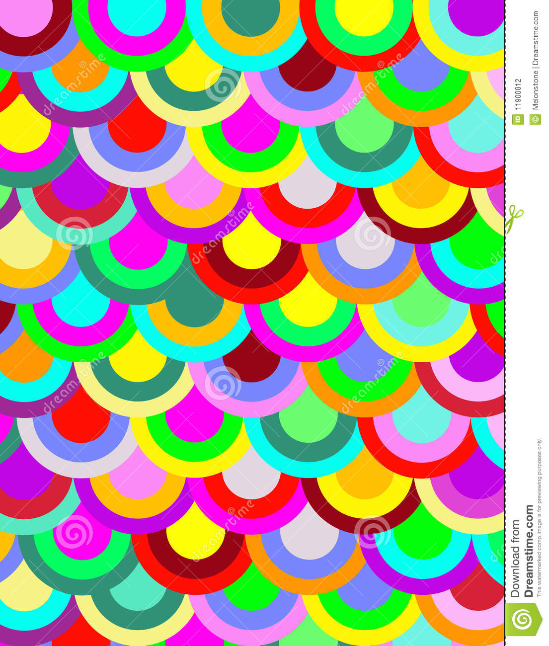 Free Wallpaper Fall Colours Bright Circle Pattern Stock Illustration Illustration Of