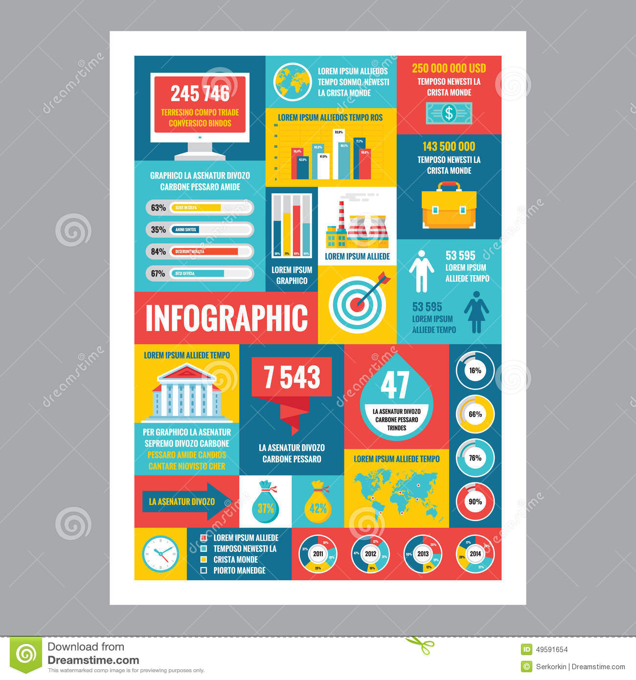 Business Plan Graphic Design Sample