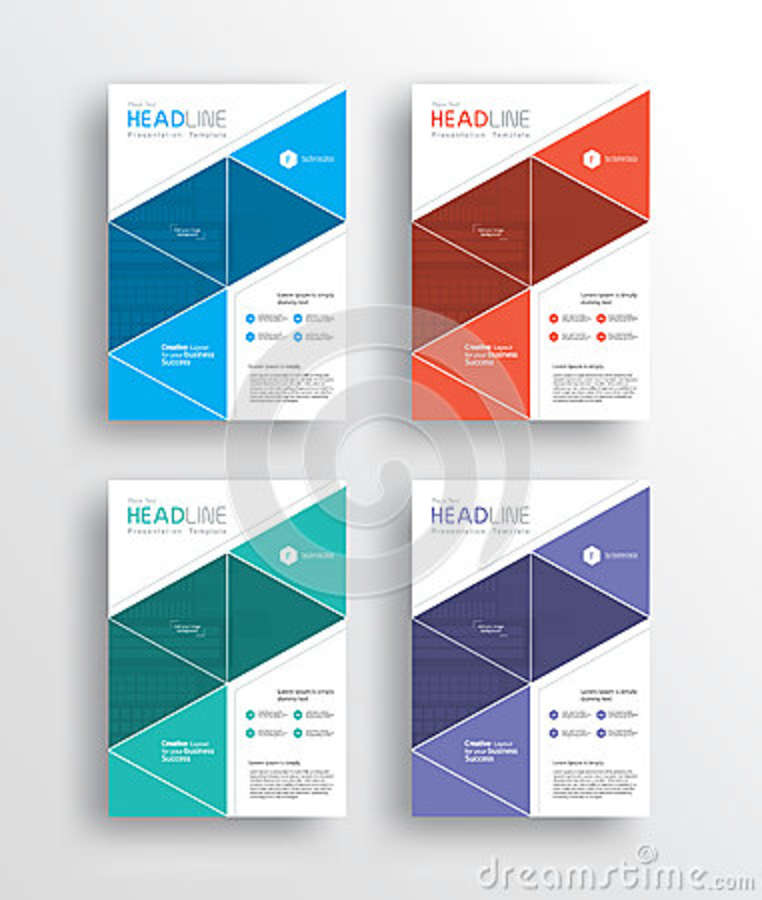 Business Marketing Flyer /brochure/poster/ And Report Design