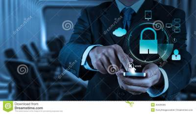 D Line Security Padlock