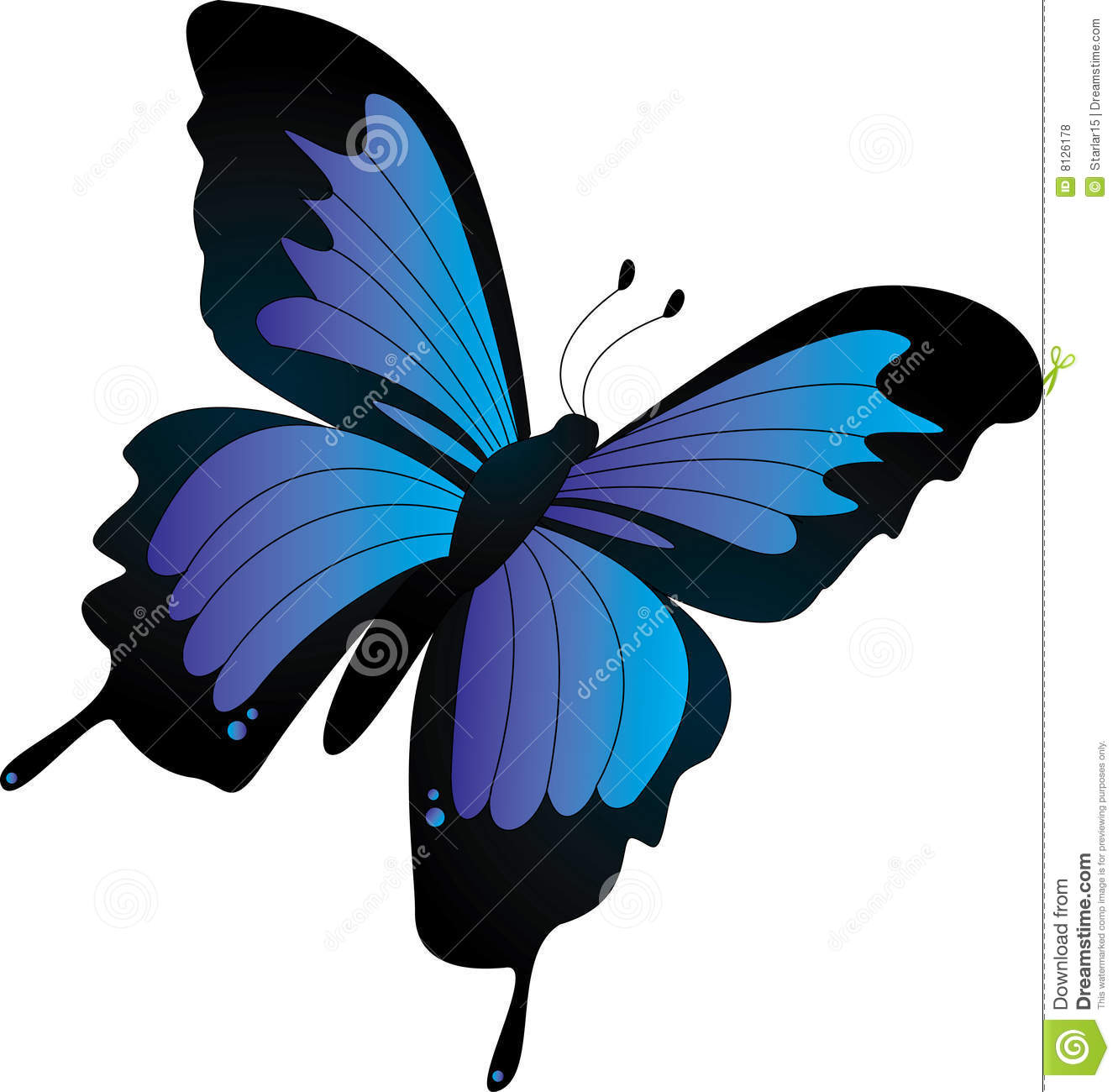 butterfly powerpoint background