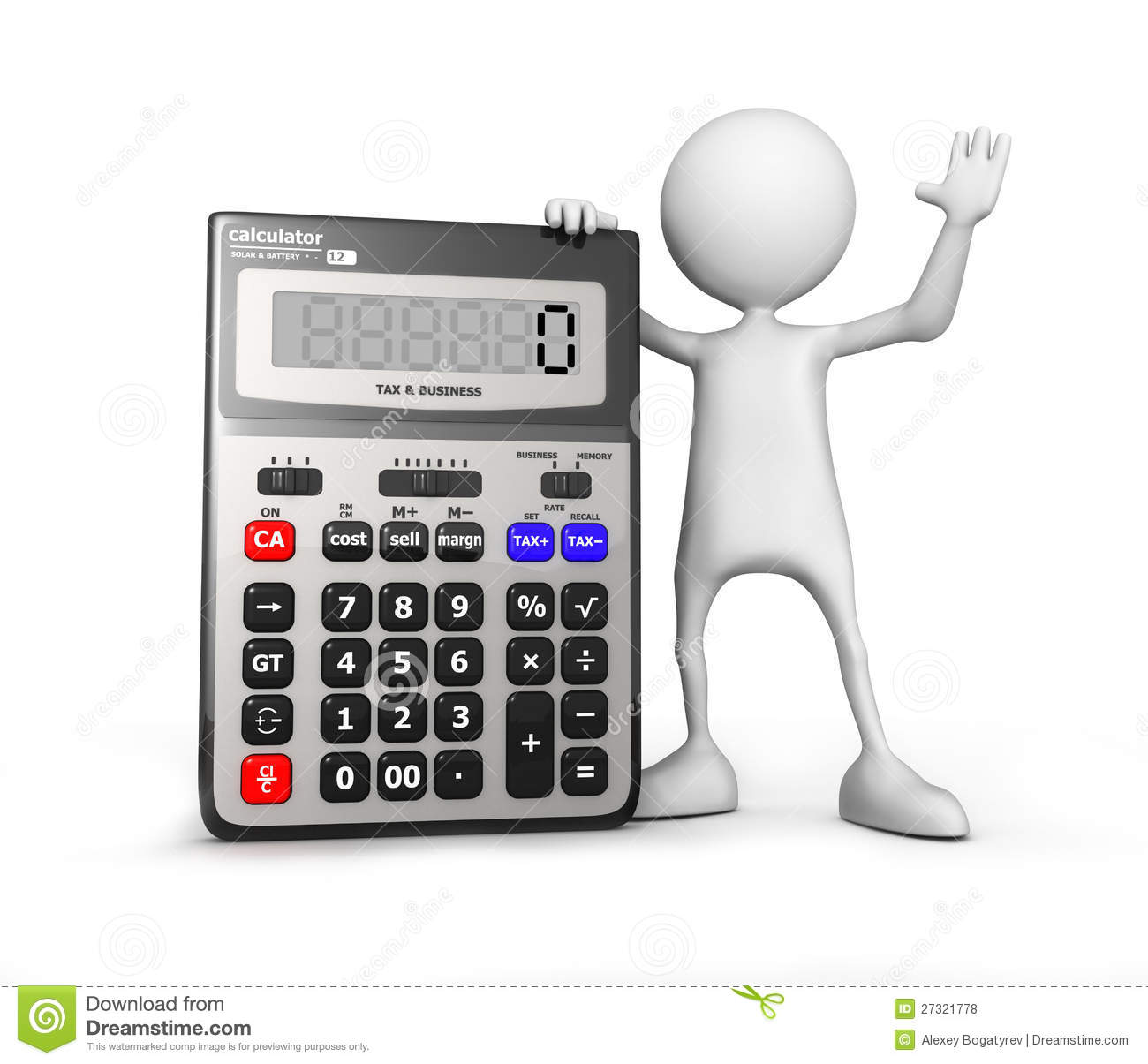 Business Planning Calculators Bplans Calculator Royalty Free Stock Photos Image 27321778