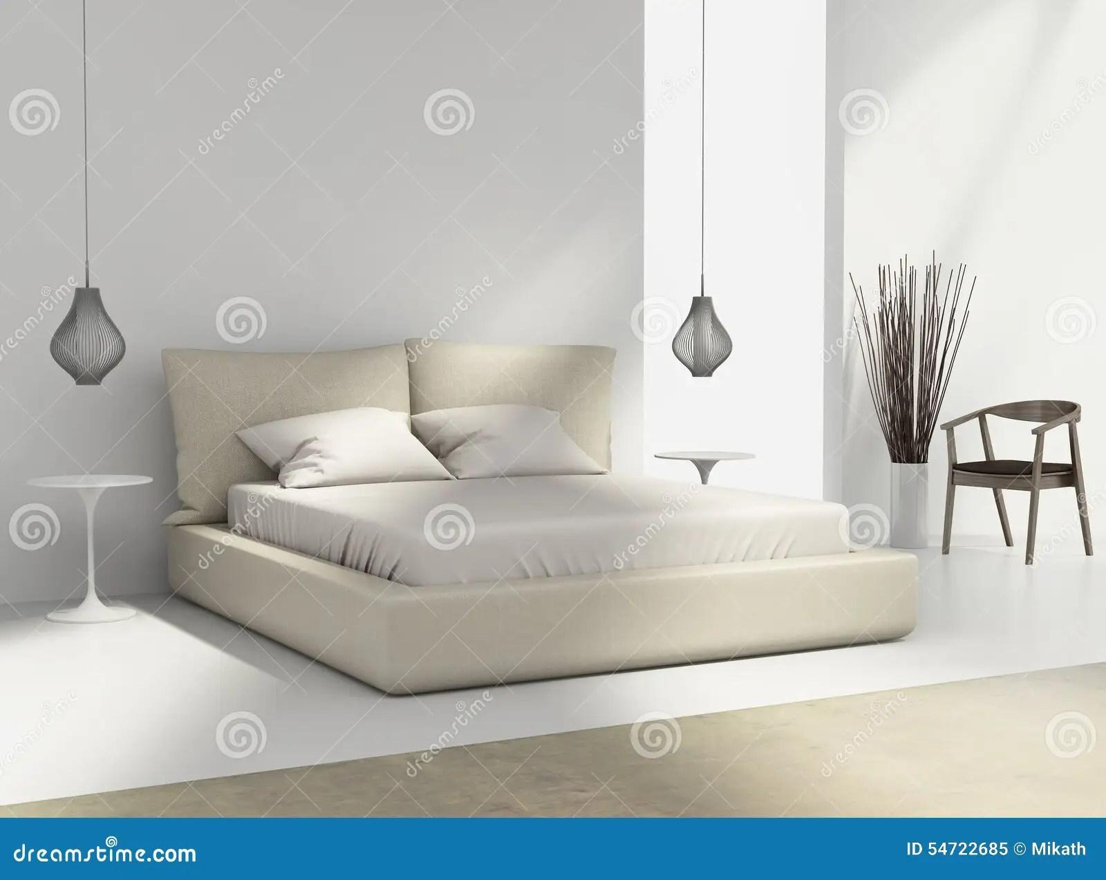 Cameretta Bianca E Beige : Camera da letto moderna bianca camera da letto camera da