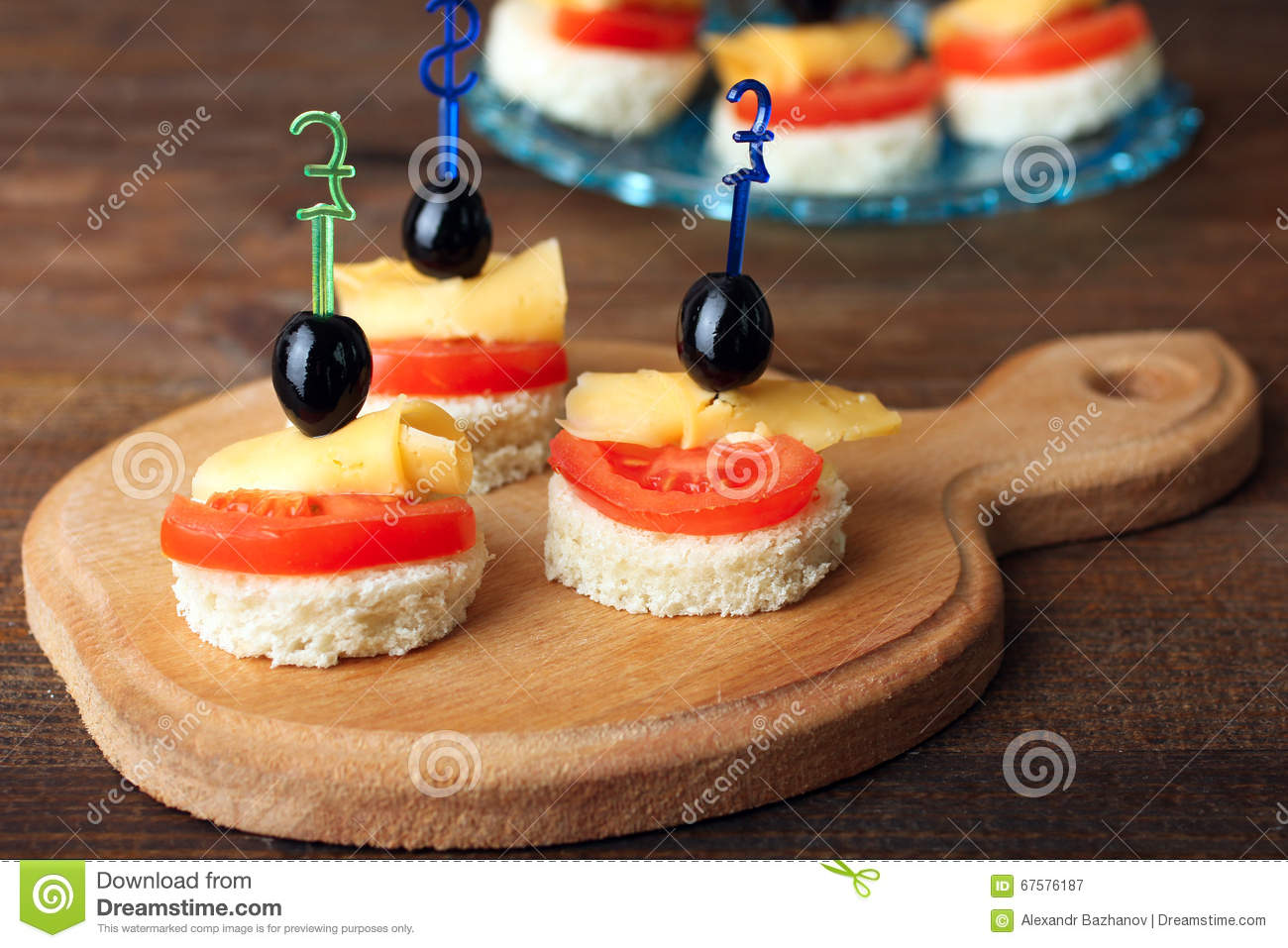 Canape 2016 Canape Stock Image Image Of Fresh Party Sandwich Canape 67576187