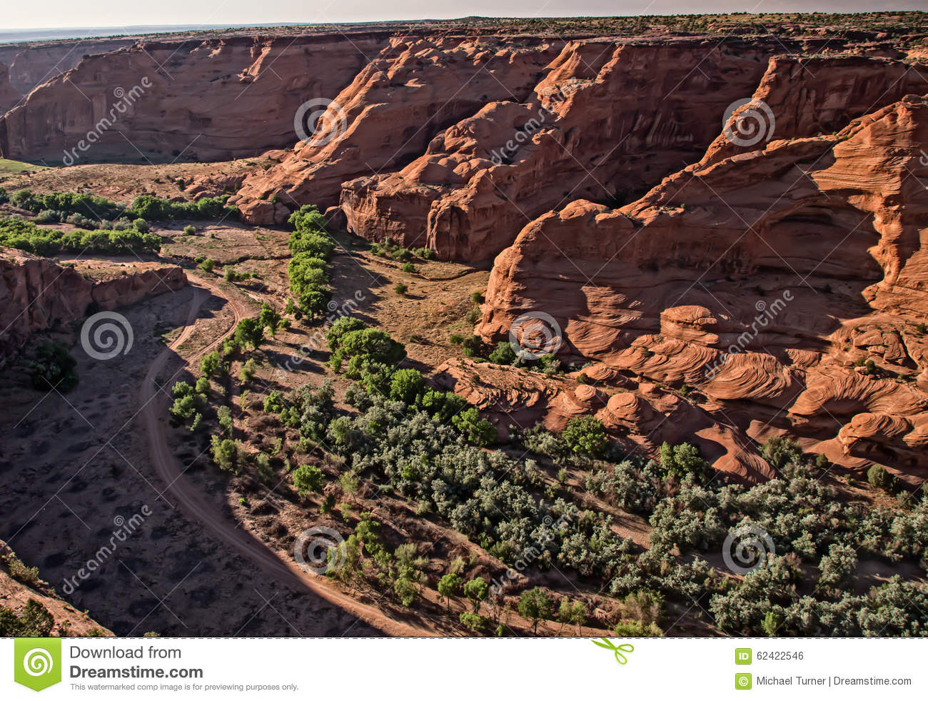 Jeep Trails Canyon De Chelly Jeep Trails Stock Photo Image Of American
