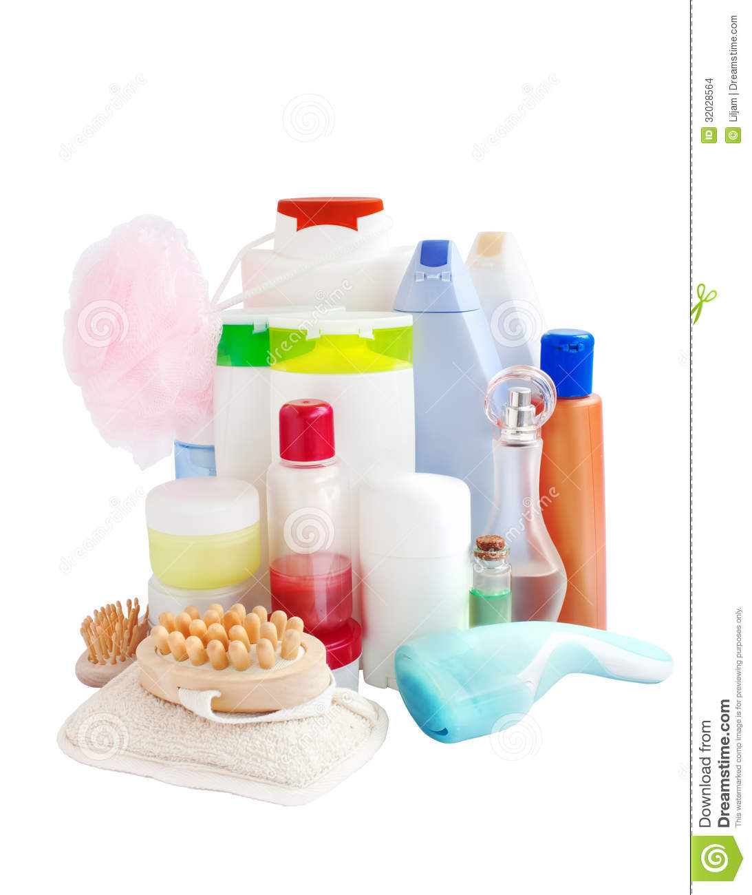Bathroom Products Care And Bathroom Products Stock Photo Image Of Care