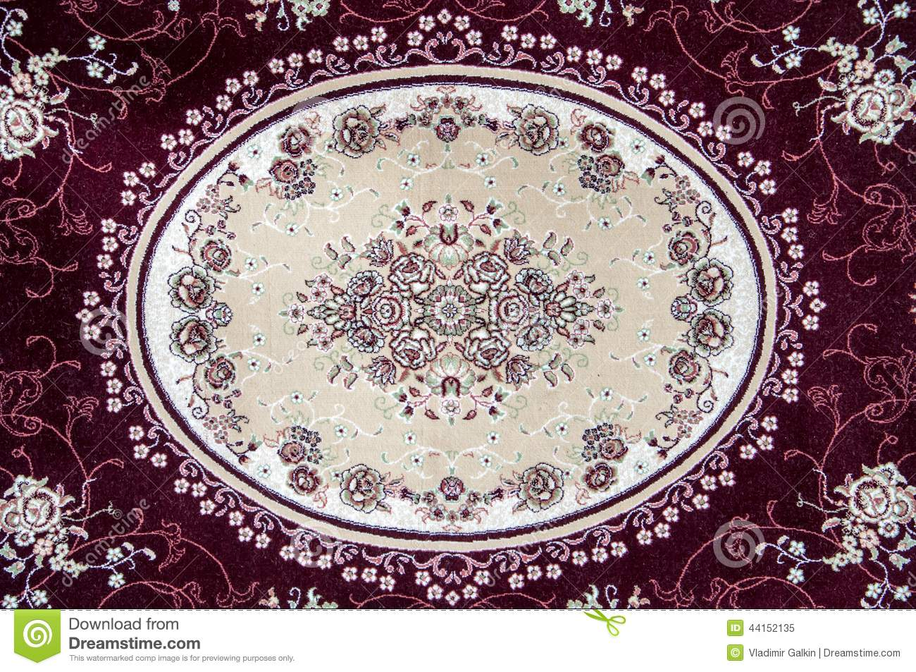 Arabische Teppiche Carpet In Arab Style Stock Photo Image 44152135