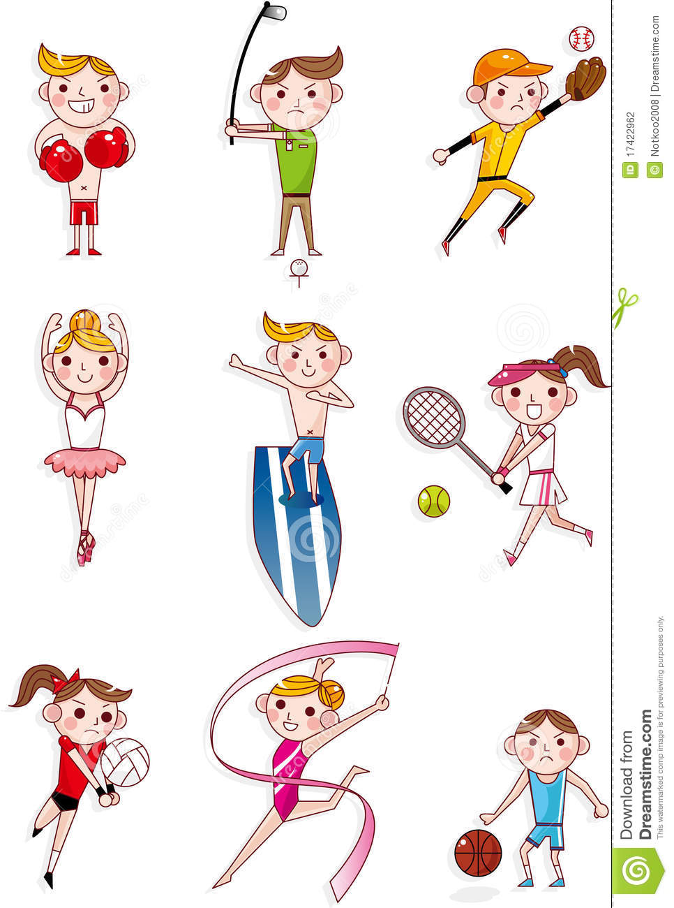 Santa Claus Girl Wallpaper Cartoon Sport Stock Vector Image Of Background Ball