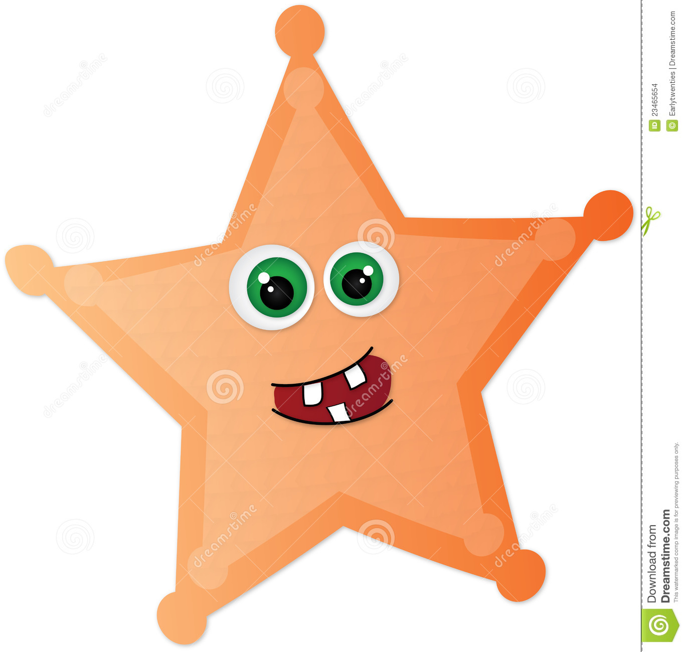 Cute Doodle Wallpaper Hd Starfish Cartoon